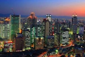 Apartment in Shikitsuhigashi 302, Ferienwohnungen  Osaka - big - 44