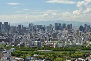 Apartment in Shikitsuhigashi 302, Ferienwohnungen  Osaka - big - 37