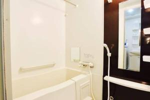 Apartment in Shikitsuhigashi 302, Apartmány  Ósaka - big - 12