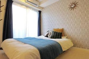 Apartment in Shikitsuhigashi 302, Ferienwohnungen  Osaka - big - 1