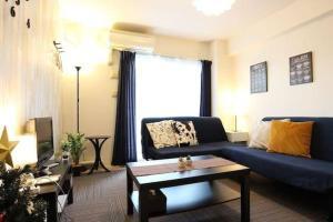 Apartment in Shikitsuhigashi 302, Apartmány  Ósaka - big - 31
