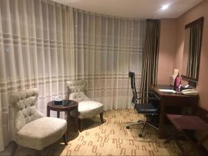 Sun Moon Lake Hotel Dalian, Отели  Далянь - big - 12