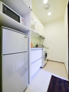 CK Serviced Residence, Апартаменты  Тайбэй - big - 27