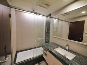 CK Serviced Residence, Апартаменты  Тайбэй - big - 25