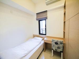 CK Serviced Residence, Апартаменты  Тайбэй - big - 23