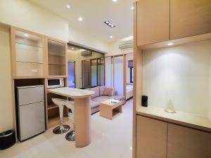 CK Serviced Residence, Апартаменты  Тайбэй - big - 22