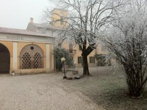 Tenuta Le Sorgive Agriturismo, Farmy  Solferino - big - 45