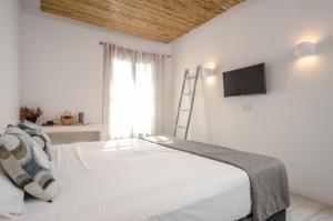 Thomais Studios, Apartmány  Naxos Chora - big - 263