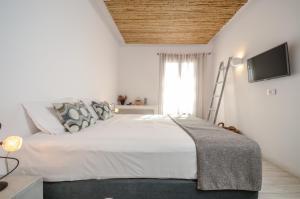 Thomais Studios, Apartmány  Naxos Chora - big - 21