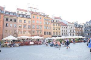 Elegant Apartment Royal Route, Appartamenti  Varsavia - big - 41