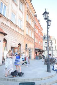 Elegant Apartment Royal Route, Appartamenti  Varsavia - big - 37