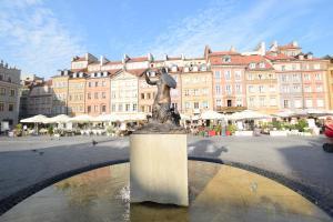 Elegant Apartment Royal Route, Appartamenti  Varsavia - big - 31