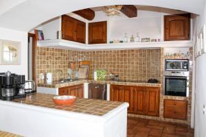 ;Villa Lou Amiradou 135S, Nyaralók  Grimaud - big - 25