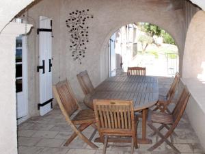 ;Villa Lou Amiradou 135S, Nyaralók  Grimaud - big - 16