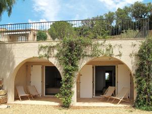 ;Villa Lou Amiradou 135S, Dovolenkové domy  Grimaud - big - 12