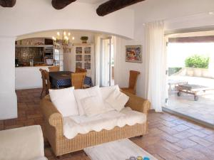 ;Villa Lou Amiradou 135S, Dovolenkové domy  Grimaud - big - 10