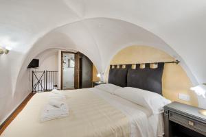 Santo Spirito Frescos apartment, Apartmanok  Firenze - big - 15