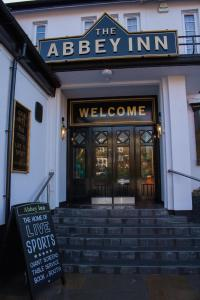 The Abbey Inn, Gasthäuser  Paisley - big - 31