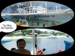 Guanna's Place Room and Resto Bar, Inns  Malapascua Island - big - 104