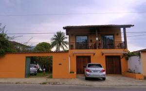 Loft Marrapaiá, Проживание в семье  Парати - big - 25