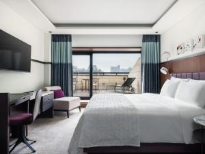 Deluxe Zimmer mit Balkon