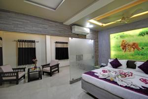 Daksh Hotel And Restaurant, Ostelli  Sasan Gir - big - 20