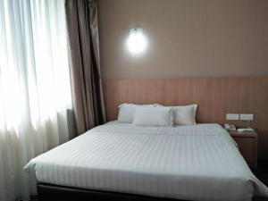 Baguss City Hotel Sdn Bhd, Szállodák  Johor Bahru - big - 23