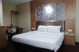 Baguss City Hotel Sdn Bhd, Szállodák  Johor Bahru - big - 26