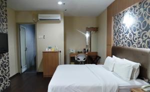 Baguss City Hotel Sdn Bhd, Szállodák  Johor Bahru - big - 14