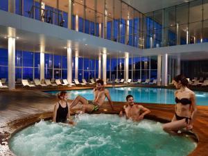 Novi Spa Hotels & Resort Apartments, Rezorty  Novi Vinodolski - big - 72