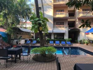 Sodder's Gloria Anne, Hotels  Candolim - big - 29