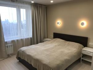 Modern and quiet apartments on Leninskiy, Apartmány  Moskva - big - 1
