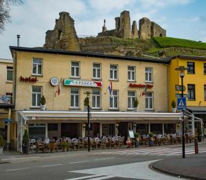 Hotel Restaurant La Piazza(Valkenburg)