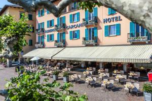 Albergo Carcani, Hotely  Ascona - big - 1