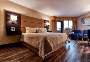 The Lonsdale Quay Hotel, Отели  Северный Ванкувер - big - 9