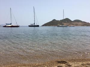 Patmos Villas, Ferienwohnungen  Grikos - big - 188