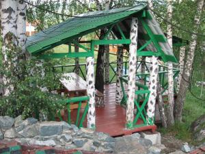 Teremok v Gorah, Case vacanze  Novoabzakovo - big - 9