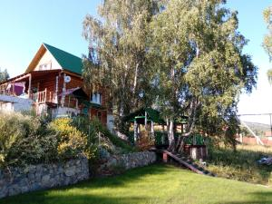 Teremok v Gorah, Holiday homes  Novoabzakovo - big - 8