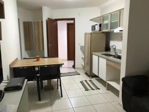 Flat em Caldas Novas, Apartmanok  Caldas Novas - big - 18
