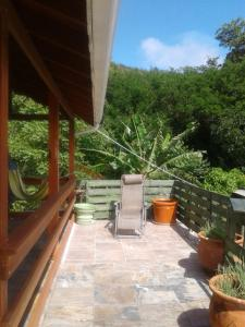 Seawind Cottage- Traditional St.Lucian Style, Дома для отпуска  Гроз-Иле - big - 25