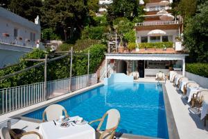 Hotel Villa Brunella, Отели  Капри - big - 22