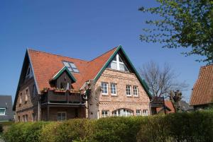 Rammhof 6_ W4, Appartamenti  Börgerende-Rethwisch - big - 19
