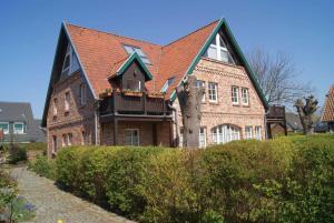 Rammhof 6_ W4, Appartamenti  Börgerende-Rethwisch - big - 16