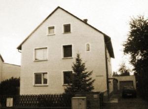 Scherers Privatzimmer