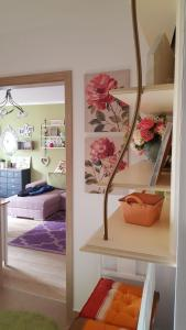 Sweet Garden Residence, Apartmanok  Brassó - big - 23