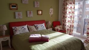 Sweet Garden Residence, Apartmanok  Brassó - big - 19