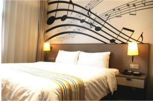 Zimmer mit Queensize-Bett Selected