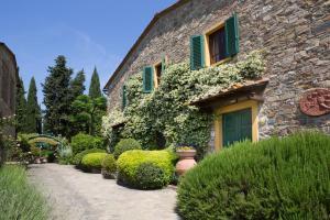 La Canonica Di Cortine, Country houses  Barberino di Val d'Elsa - big - 35