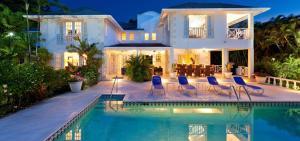 Villa Rose of Sharon, Виллы  Сент-Джеймс - big - 26