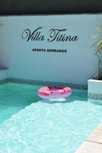 Cabañas Villa Titina, Lodge  Villa Carlos Paz - big - 30